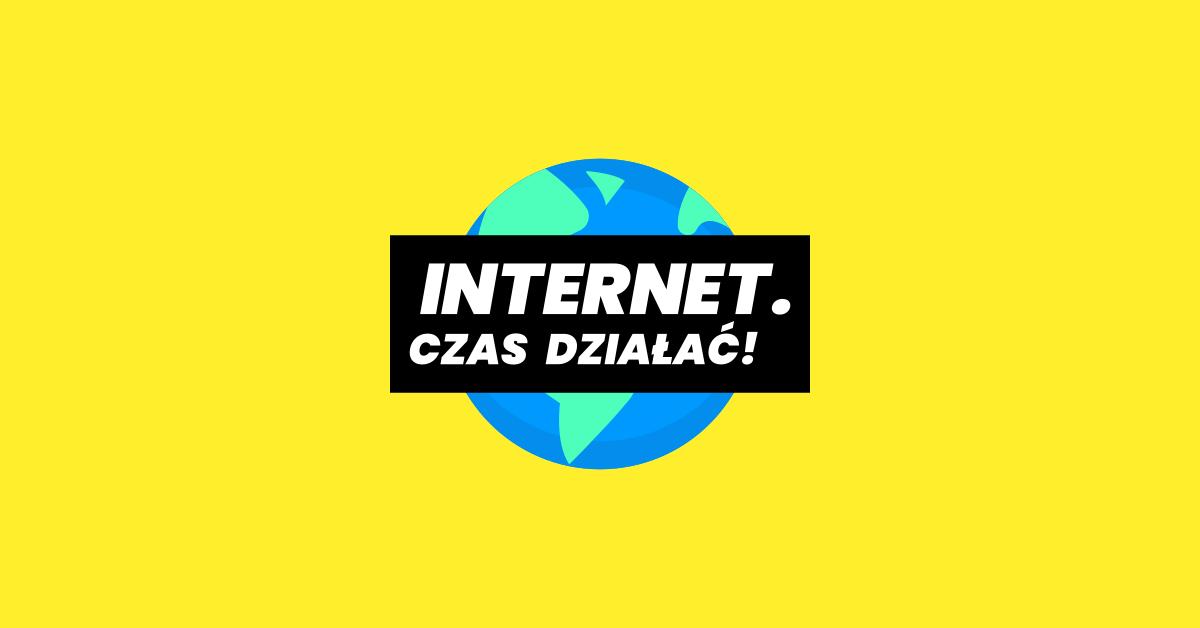Blog Internet. Czas działać!